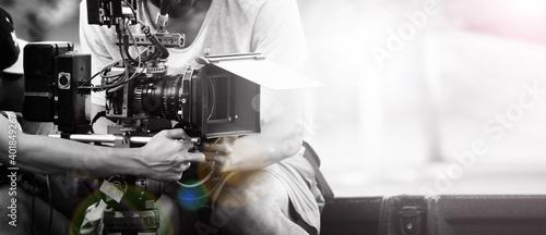 Fotografie, Obraz Film industry