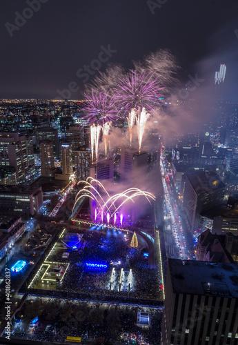 Fototapety, obrazy: firework