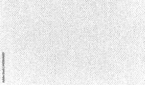 Obraz Subtle halftone grunge urban texture vector. Distressed overlay texture. Grunge background. Abstract mild textured effect. Vector Illustration. Black isolated on white. EPS10. - fototapety do salonu