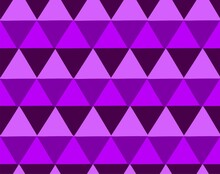 Dark Pink, Blue Polygon Abstract Pattern. Shining Colored Illustration In A Brand-new Style. The Template Can Be Used As A Background For Cell Phones. Vector Illustration