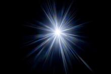 拡散する光
