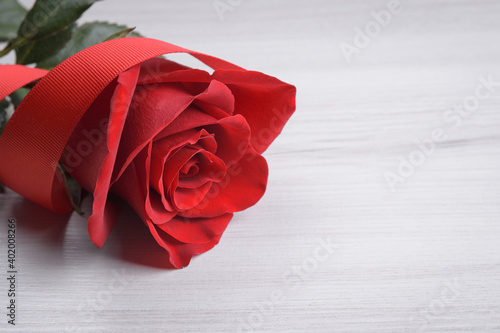 Background for Valentine's Day greeting card Wallpaper Mural