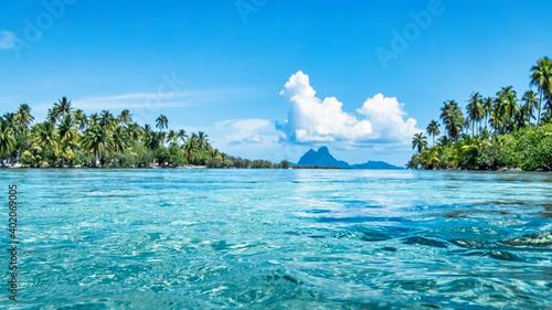 Fotografie, Obraz French Polynesia Taha'a Island