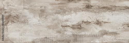Obraz beige vintage wood texture background - fototapety do salonu