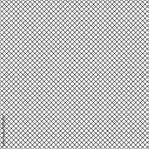 Net texture pattern isolated on white background. Net texture pattern for backdrop and wallpaper. Net pattern background