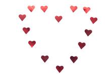 Celebración Del Día De San Valentín Compartiendo Una Copa De Vino Y Amor