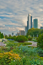 546-10 Grant Park Gardens And One Museum Place
