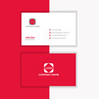 Business card, card design in vector, design, minimal, new business card