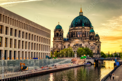 Canvas Berliner Dom