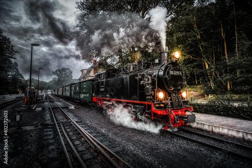 Fototapeta Rügen Express