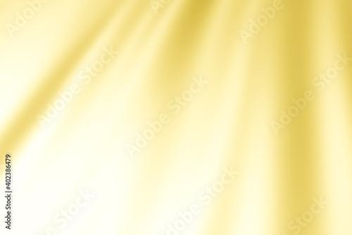 ゴールドの布、波