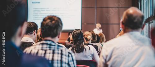 Fotografie, Tablou Business and entrepreneurship symposium