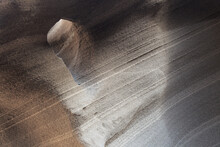 Gran Canaria, Amazing Sand Stone Erosion Figures In Ravines On Punta De Las Arenas Cape On The Western Part Of The Island, Also Called Playa De Artenara