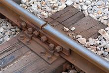 Chipped Rail Fishplate