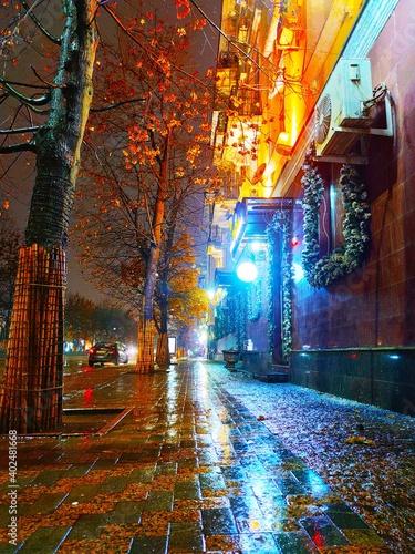 autumn in the city © Иса Юсупов