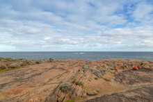 Landscape At The Southernmost Point Of Western Australia, The Cape Leeuwin, South Of Augusta