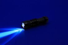 Mini UV Flashlight.