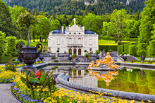 Linderhof Castle (Bavaria, Germany)