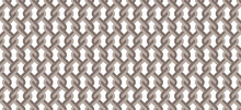 Retro Wire Mesh Pattern Material Seamless Vector Illustration