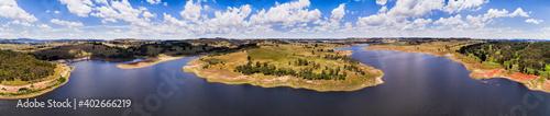 Fotografiet D Oberon lake 360 pan