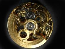 Meccanismo Di Orologio Automatico Meccanico