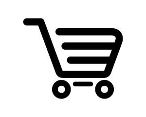 wózek sklepowy ikona