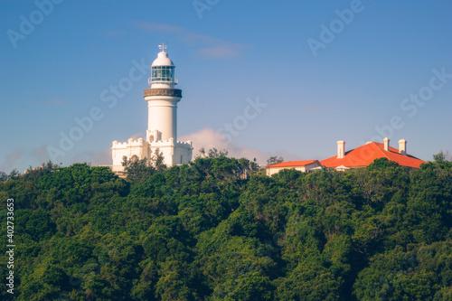 Obraz na plátně Cape Byron Lighthouse