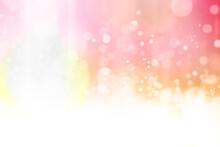 春の穏やかなピンクの光02