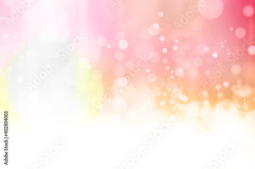 Cuadros en Lienzo 春の穏やかなピンクの光02