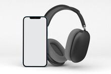 HeadPhones Max & Phone