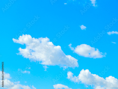 Fototapeta The divine sky, CLOUD IN THE SKY