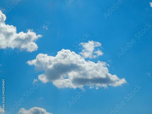 Fotografie, Obraz The divine sky, CLOUD IN THE SKY