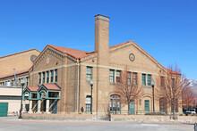 Historic Ogden Railway Station, Utah