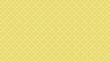 Patrón Rombos Escoces - Amarillo