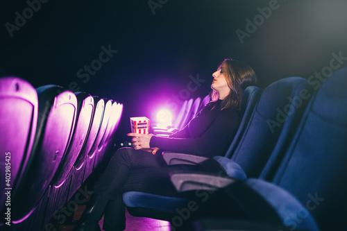 Audience di ascolti televisivi Fototapet