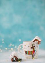 Domek Z Piernika , Kubek , Boże Narodzenie