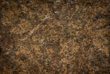 Red Sandstone Cliffs Macro Photo .textura Or Background