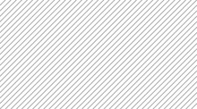 Lines Background, Seamless Pattern. Abstract Retro Vector Texture.