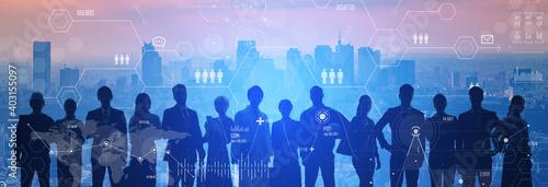 Foto グローバルビジネス ビジネスネットワーク 経営戦略