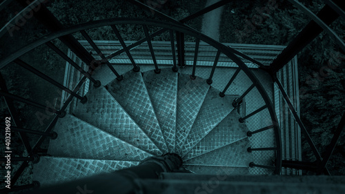Foto stairway to heaven