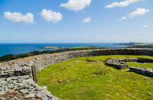 Knockdrum Hill-top Circular Stone Fort