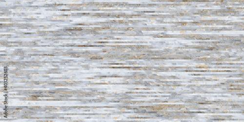 Marble planks background Fotobehang
