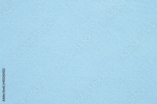 Fotografiet Pale blue felt textured material background