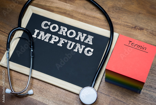 Foto Corona Impfung