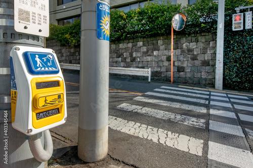 Fotografie, Tablou 音響用歩行者用タッチ式スイッチ