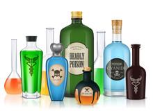 Magic Poison Vessels Composition