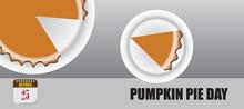Postcard Pumpkin Pie Day