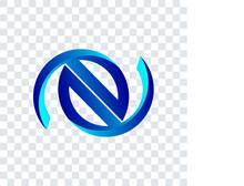 Swirl Logo Vector Image