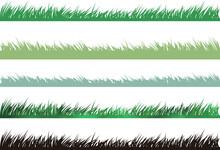 芝生 草 草原 バリエーションセット