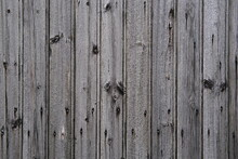 A Closeup On The Wood Structure Of A Warehouse Located In The West Of France (salt Marshes Of Guerande)